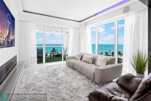 551 N Fort Lauderdale Beach Blvd R407, Fort Lauderdale, FL 33304 (#F10296660) :: The Power of 2 | Century 21 Tenace Realty
