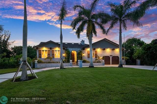 6279 NW 74th Terrace, Parkland, FL 33067 (MLS #F10296753) :: Castelli Real Estate Services
