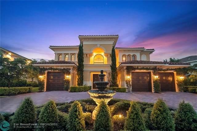 7773 Marvanna Ln, Parkland, FL 33076 (MLS #F10297203) :: Castelli Real Estate Services