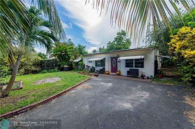 6041 NE 4th Ave, Oakland Park, FL 33334 (MLS #F10297210) :: The Mejia Group | LoKation Real Estate