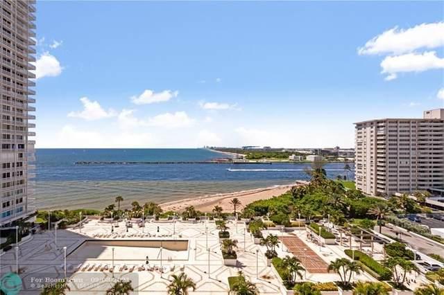 2100 S Ocean Ln #906, Fort Lauderdale, FL 33316 (#F10297340) :: Heather Towe | Keller Williams Jupiter