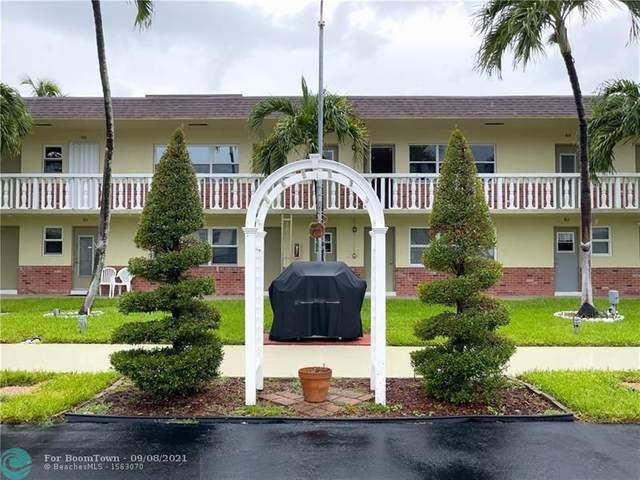 1504 N 12th Ct 9B, Hollywood, FL 33019 (MLS #F10297481) :: Green Realty Properties