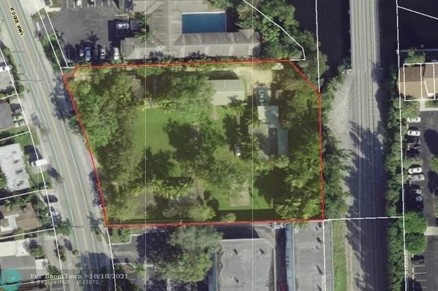 1822 N Dixie Hwy, Fort Lauderdale, FL 33305 (MLS #F10297547) :: Green Realty Properties