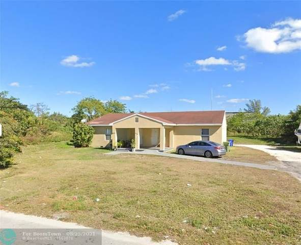 2025 NW 24th Ave, Fort Lauderdale, FL 33311 (MLS #F10297600) :: Green Realty Properties