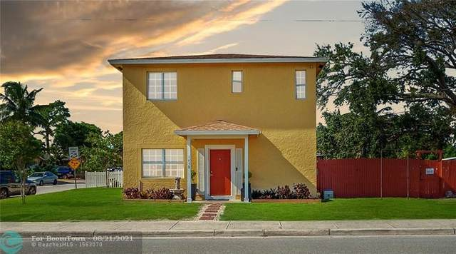 1430 S M St, Lake Worth Beach, FL 33460 (MLS #F10297644) :: Castelli Real Estate Services