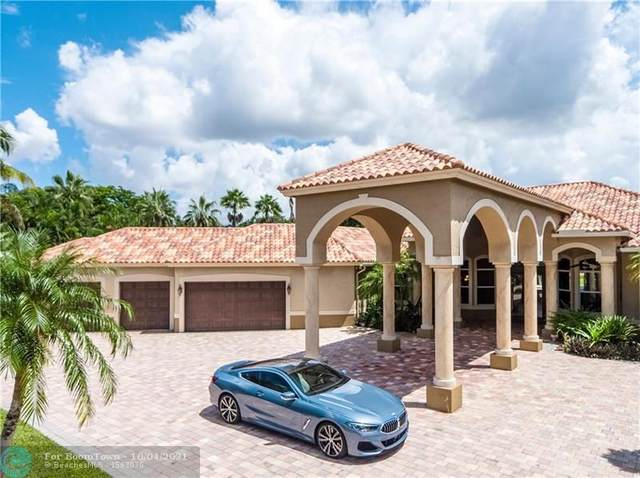 14530 Mustang Trl, Southwest Ranches, FL 33330 (#F10297716) :: Michael Kaufman Real Estate