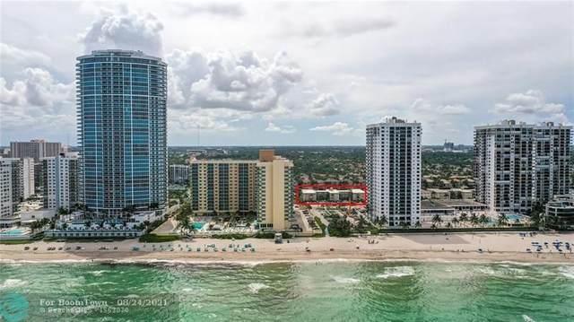 2600 S Ocean #115, Hollywood, FL 33019 (#F10297742) :: Heather Towe | Keller Williams Jupiter