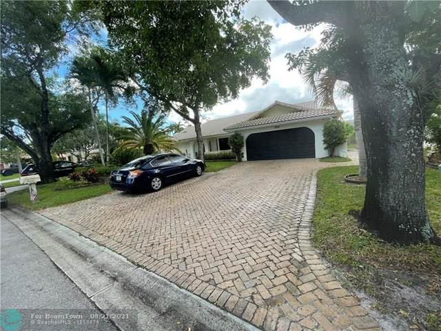 8744 NW 47th Dr, Coral Springs, FL 33067 (MLS #F10297851) :: Adam Docktor Group