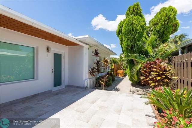 808 NE 17th Way, Fort Lauderdale, FL 33304 (MLS #F10297918) :: GK Realty Group LLC
