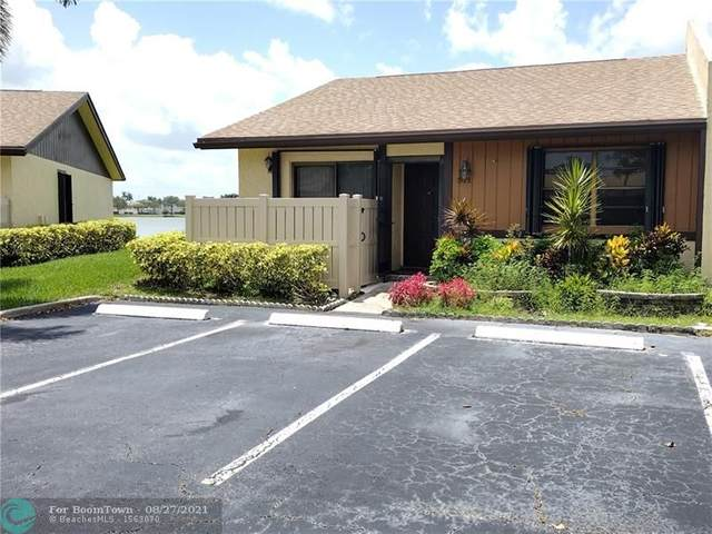 571 NW Banks Rd #571, Margate, FL 33063 (MLS #F10298042) :: Castelli Real Estate Services