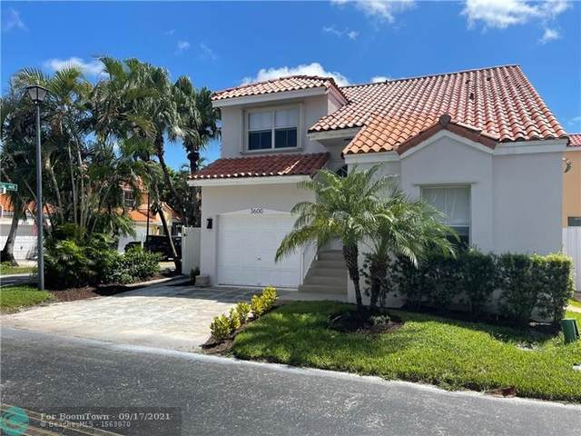 3600 Tuscany Dr, Hollywood, FL 33021 (MLS #F10298044) :: Castelli Real Estate Services