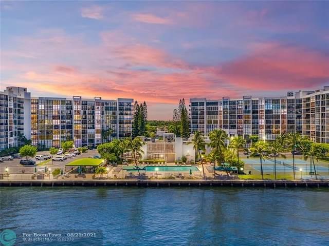 1000 Parkview Dr #701, Hallandale Beach, FL 33009 (MLS #F10298098) :: GK Realty Group LLC
