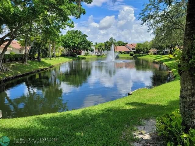 7402 Pinewalk Dr #7402, Margate, FL 33063 (#F10298293) :: Posh Properties
