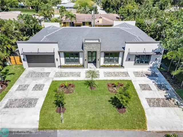 2733 NE 25th Pl, Fort Lauderdale, FL 33305 (#F10298361) :: Posh Properties