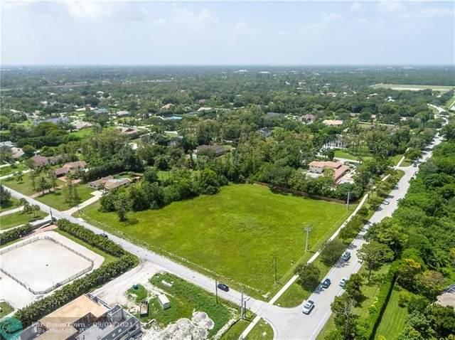 6453 NW 77th Terr, Parkland, FL 33067 (MLS #F10298497) :: Castelli Real Estate Services