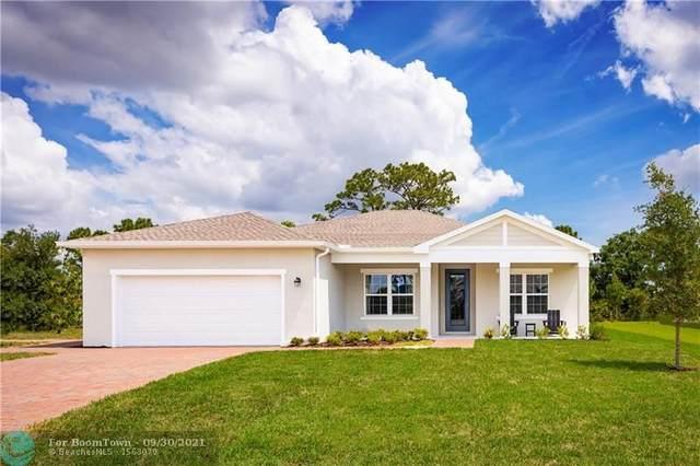5979 Sequoia Circle, Vero Beach, FL 32967 (MLS #F10298651) :: Castelli Real Estate Services