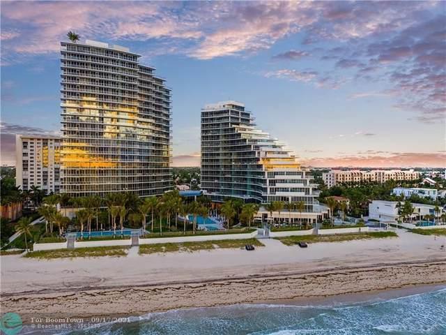 2200 N Ocean Blvd N704, Fort Lauderdale, FL 33305 (MLS #F10298664) :: The DJ & Lindsey Team