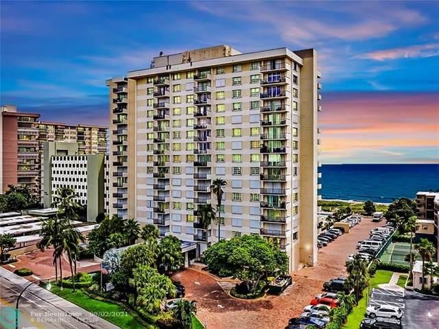 1900 S Ocean Blvd 2D, Lauderdale By The Sea, FL 33062 (MLS #F10298838) :: GK Realty Group LLC