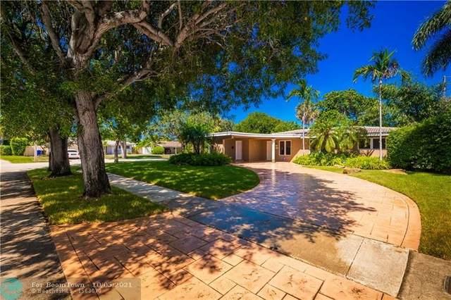 5930 NE 21st Dr, Fort Lauderdale, FL 33308 (#F10299090) :: Posh Properties
