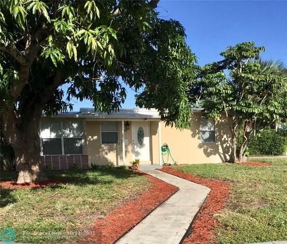 5166 NE 15th Ave, Pompano Beach, FL 33064 (#F10299164) :: Posh Properties