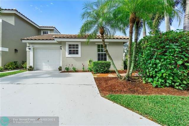 11941 NW 57th St #11941, Coral Springs, FL 33076 (#F10299203) :: Michael Kaufman Real Estate