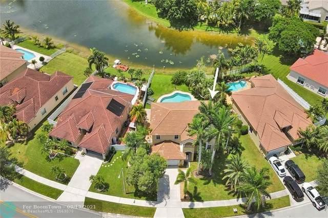 18487 NW 23RD ST, Pembroke Pines, FL 33029 (MLS #F10299266) :: Berkshire Hathaway HomeServices EWM Realty