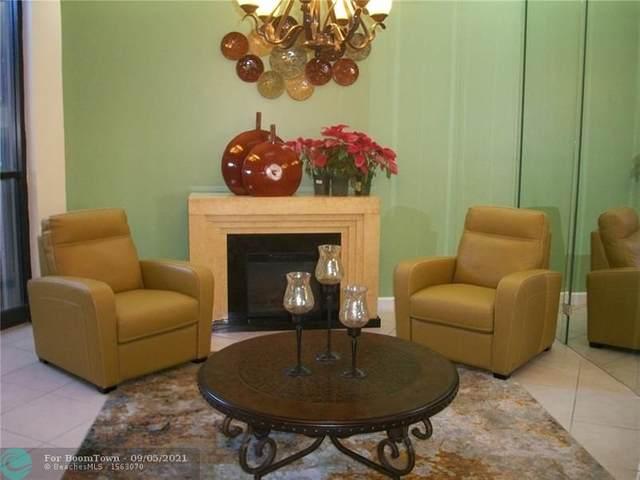 1100 Saint Charles Pl #422, Pembroke Pines, FL 33026 (#F10299425) :: Heather Towe | Keller Williams Jupiter