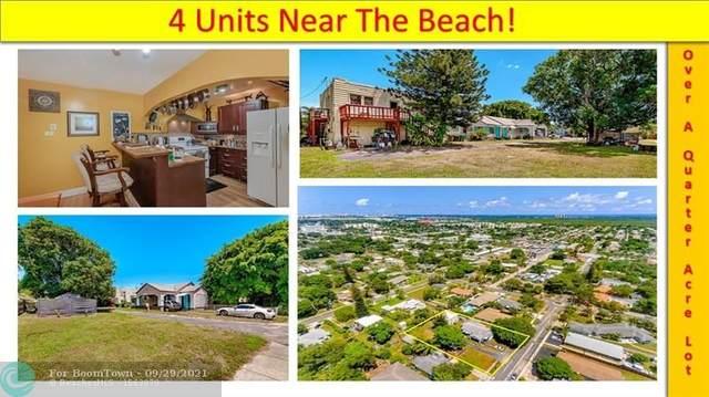 214 SW 4th St, Dania Beach, FL 33004 (MLS #F10299504) :: Green Realty Properties
