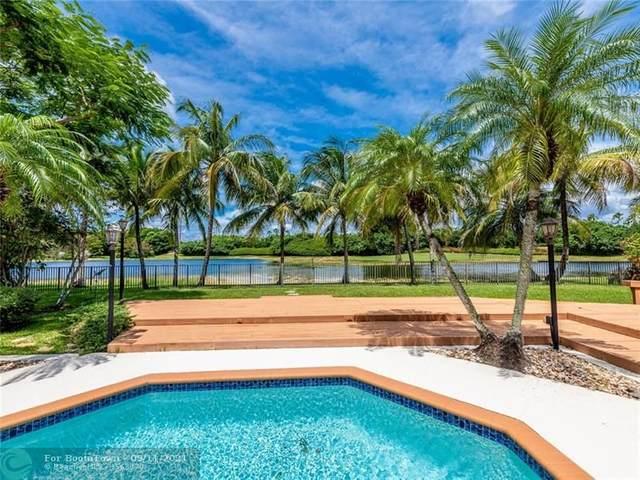 391 Coconut Cir, Weston, FL 33326 (MLS #F10299556) :: Castelli Real Estate Services