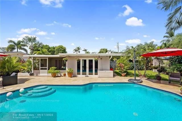 624 NW 21st St, Wilton Manors, FL 33311 (MLS #F10299678) :: Adam Docktor Group
