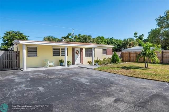 3080 NE 12th Ave, Pompano Beach, FL 33064 (MLS #F10299874) :: Castelli Real Estate Services