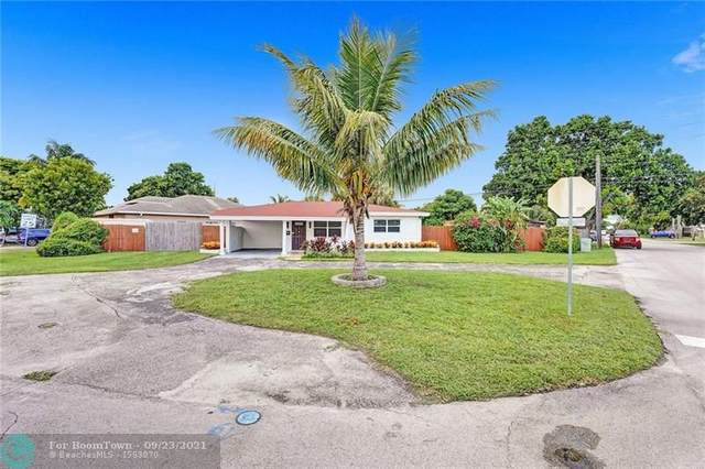 281 NE 41st St, Oakland Park, FL 33334 (MLS #F10300028) :: Green Realty Properties