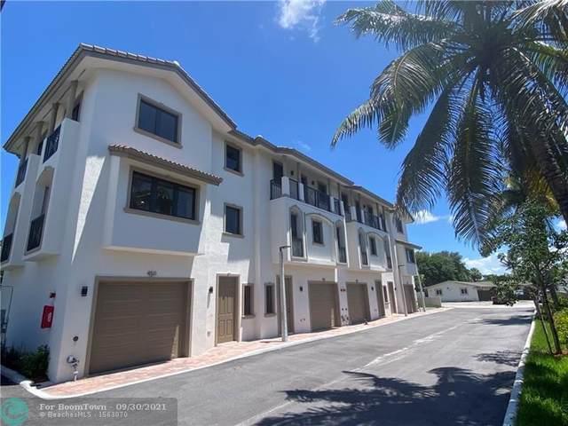 444 NW 41st St, Oakland Park, FL 33309 (MLS #F10300131) :: Castelli Real Estate Services