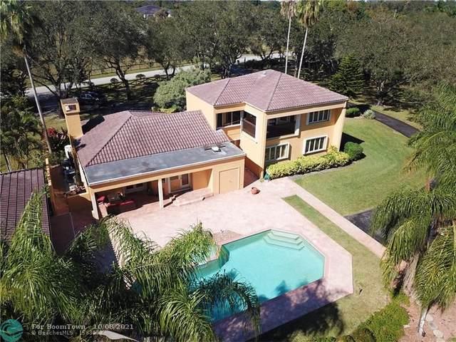 5400 Thoroughbred Ln, Southwest Ranches, FL 33330 (MLS #F10300153) :: Berkshire Hathaway HomeServices EWM Realty