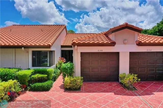 6148 Kings Gate Cir F, Delray Beach, FL 33484 (#F10300205) :: Michael Kaufman Real Estate