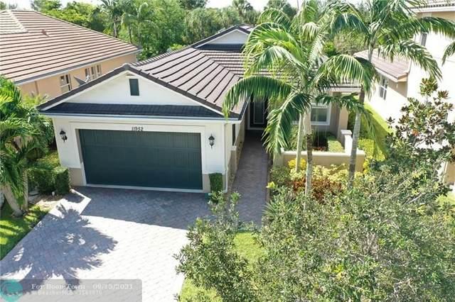 11952 NW 82nd St, Parkland, FL 33076 (MLS #F10300338) :: Berkshire Hathaway HomeServices EWM Realty