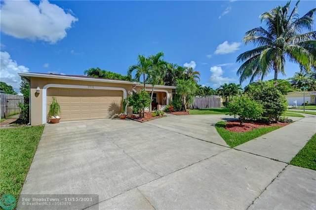 7715 NW 1st St, Margate, FL 33063 (#F10300350) :: DO Homes Group