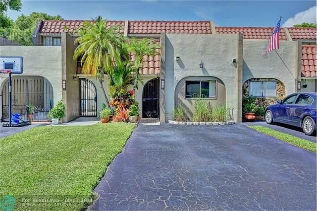 269 Jacaranda Dr #24, Plantation, FL 33324 (MLS #F10300372) :: Castelli Real Estate Services