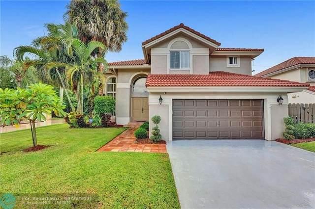 11010 Springfield Pl, Cooper City, FL 33026 (MLS #F10300533) :: Berkshire Hathaway HomeServices EWM Realty