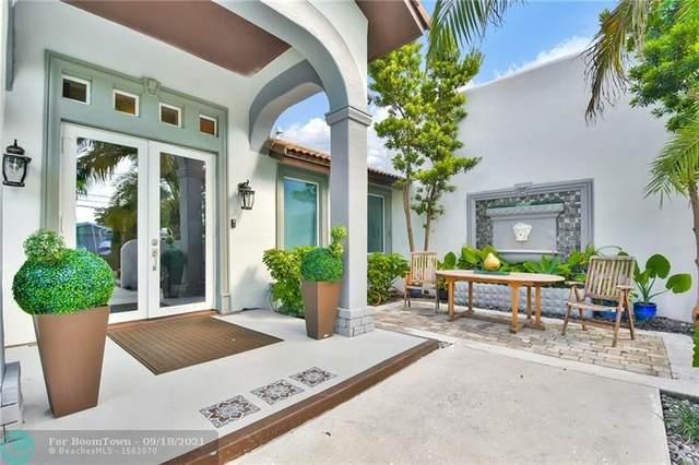 611 NE 20th St, Wilton Manors, FL 33305 (MLS #F10300613) :: Castelli Real Estate Services