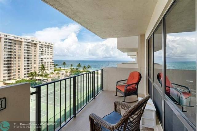 5100 N Ocean Blvd #802, Lauderdale By The Sea, FL 33308 (MLS #F10300794) :: GK Realty Group LLC