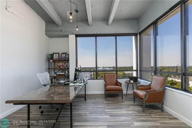 2450 Hollywood Blvd #700, Hollywood, FL 33020 (MLS #F10300948) :: Castelli Real Estate Services