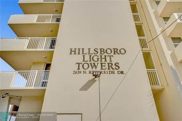 2639 N Riverside Dr #505, Pompano Beach, FL 33062 (#F10301056) :: The Rizzuto Woodman Team