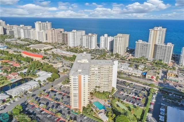 3300 NE 36th St #1620, Fort Lauderdale, FL 33308 (MLS #F10301078) :: The MPH Team