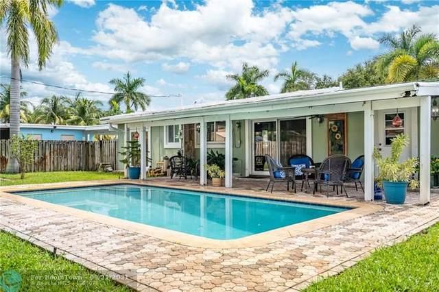 275 SW 14th St, Pompano Beach, FL 33060 (MLS #F10301101) :: Adam Docktor Group