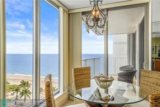 1010 S Ocean Blvd #1016, Pompano Beach, FL 33062 (MLS #F10301222) :: Castelli Real Estate Services
