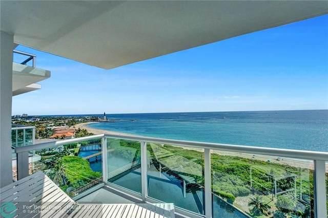 1620 N Ocean Blvd #1207, Pompano Beach, FL 33062 (MLS #F10301234) :: Adam Docktor Group