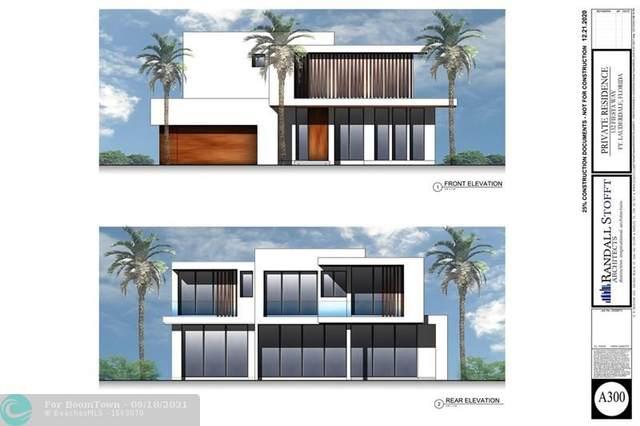 132 Fiesta Way, Fort Lauderdale, FL 33301 (MLS #F10301300) :: Adam Docktor Group