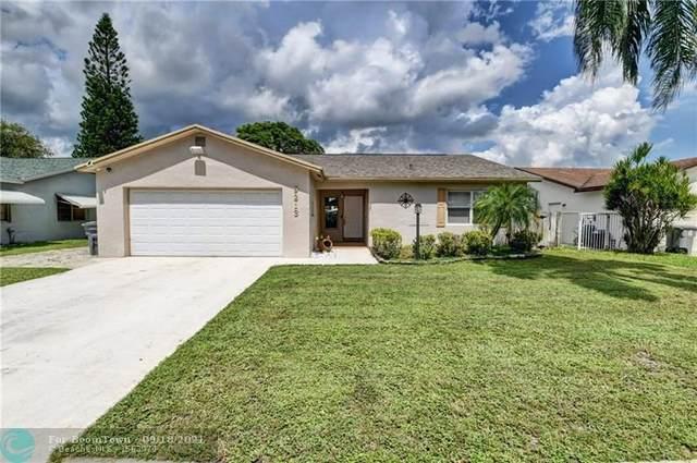 9213 SW 16th St, Boca Raton, FL 33428 (MLS #F10301310) :: Castelli Real Estate Services