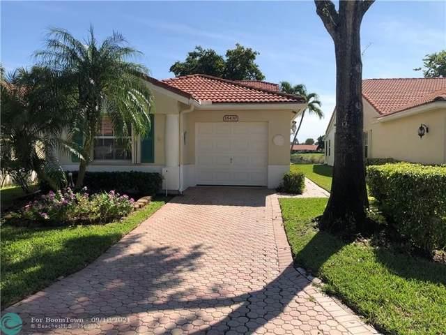 15430 Floral Club Rd #15430, Delray Beach, FL 33484 (MLS #F10301315) :: Castelli Real Estate Services